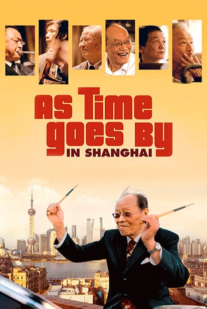 As time goes by in Shanghaï