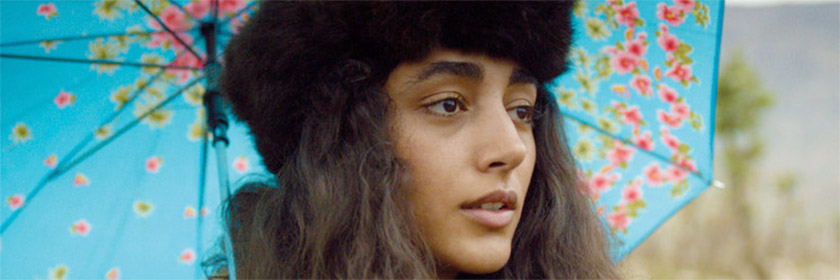Iranian actress Golshifteh Farahani in five feature films